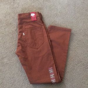 Levi's Mens 511 slim trouser jeans